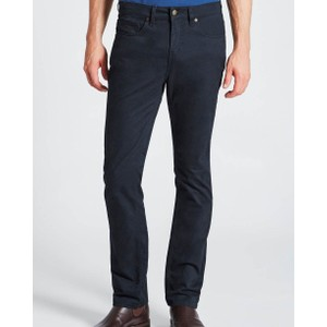 Ramco Drill Jeans 34in Leg Navy