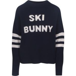 Ski Bunny Jumper Navy/Smoke Pink