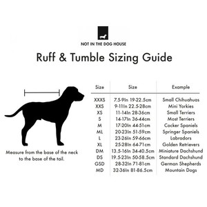 Ruff And Tumble XL Dog Drying Coat Mud