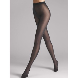 Wolford Velvet de Luxe 50 in Anthracite