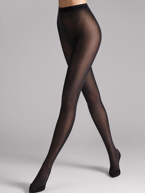 Wolford Velvet de Luxe 50 Black