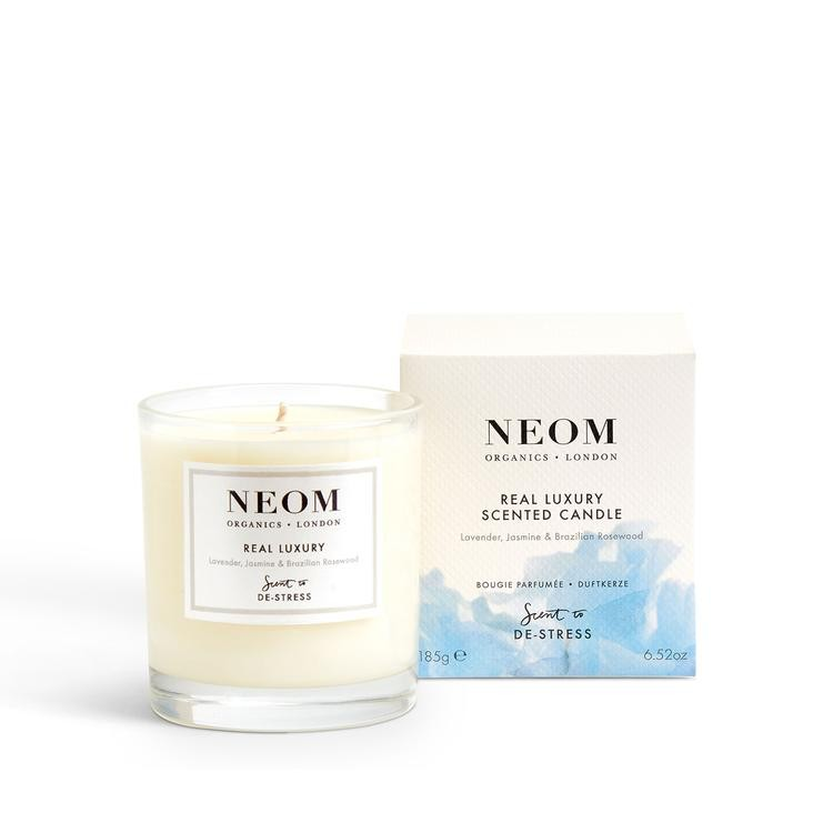 Neom Organics 1 Wick Scented Candle Real Luxury