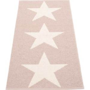 Viggo Reversible Rug One Pale Rose