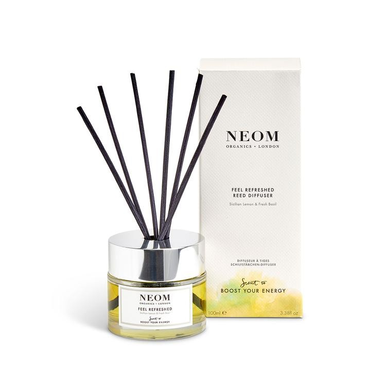Neom Organics Reed Diffuser Feel Refreshed