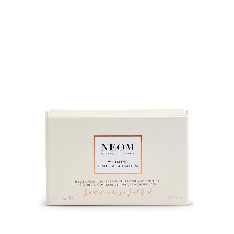 Neom Organics Essential Oils Collection Wellbeing