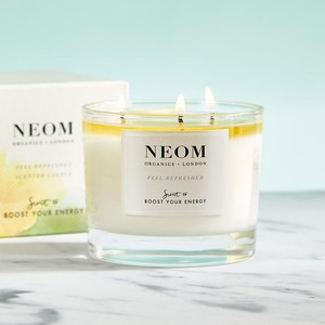3 Wick Scented Candle Feel Refreshed