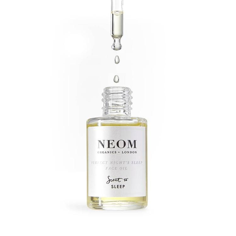 Neom Organics Face Oil Perfect Nights Sleep Tranquility