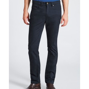R.M.Williams Ramco Drill Jeans 32in Leg in Navy