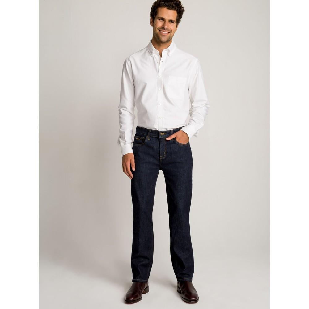 R.M.Williams Ramco Denim Jeans Indigo