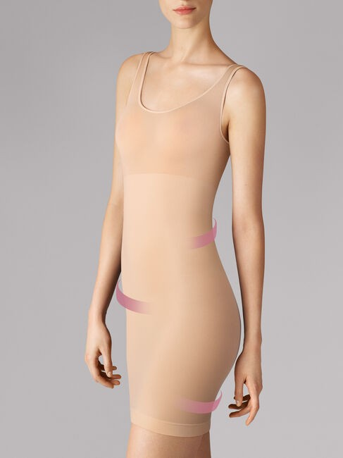 Wolford Nature Forming Dress Nude