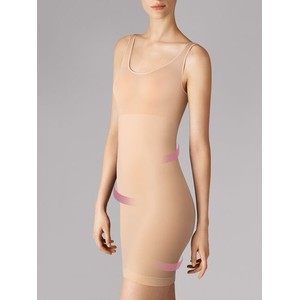 Wolford Nature Forming Dress in Nude