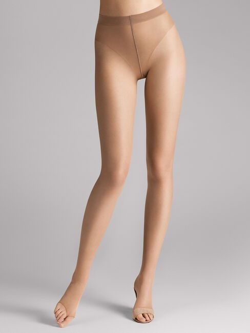 Wolford Luxe 9 Toeless Tights Fairly Light
