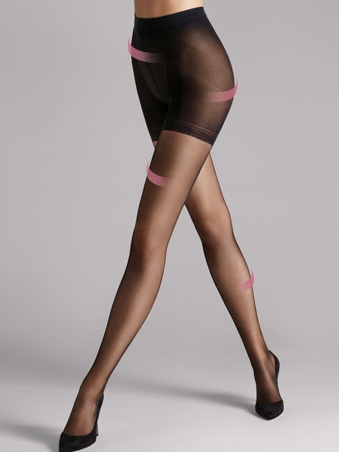 Wolford Individual 10 Support Complete Support Black