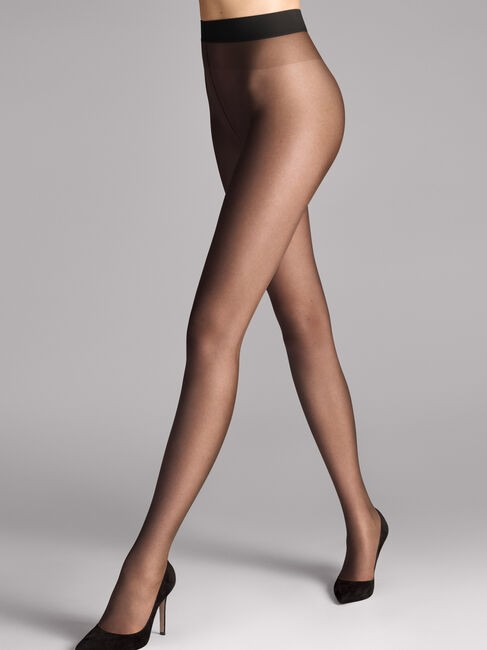 Wolford Nude 8 Tights Black