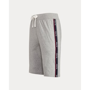 Polo Ralph Lauren Slim Fit Sports Sleep Shorts Andover Heather