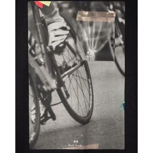 Paul Smith Bike Photo T Shirt - Reg Fit Black