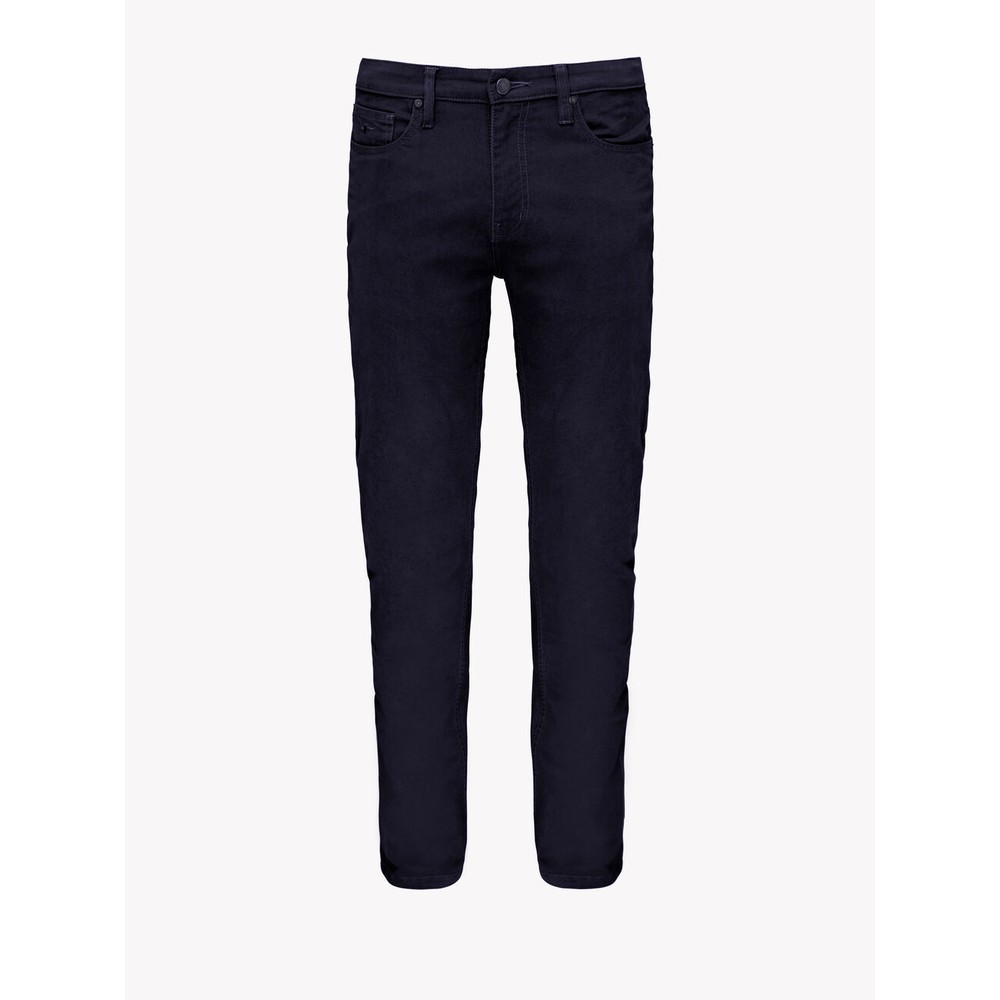 R.M.Williams Ramco Moleskin Jeans 32 In Leg Navy