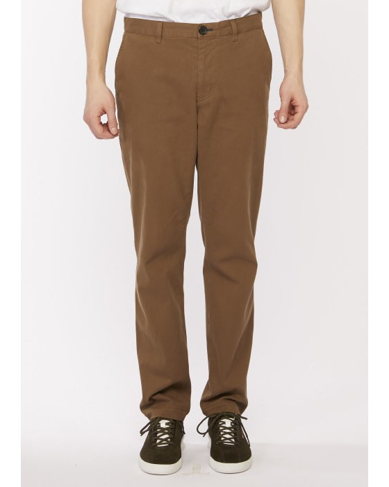 Paul Smith Tapered Fit Chino Chocolate