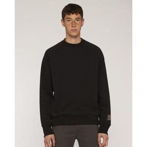 Organic Cotton Sweatshirt Black