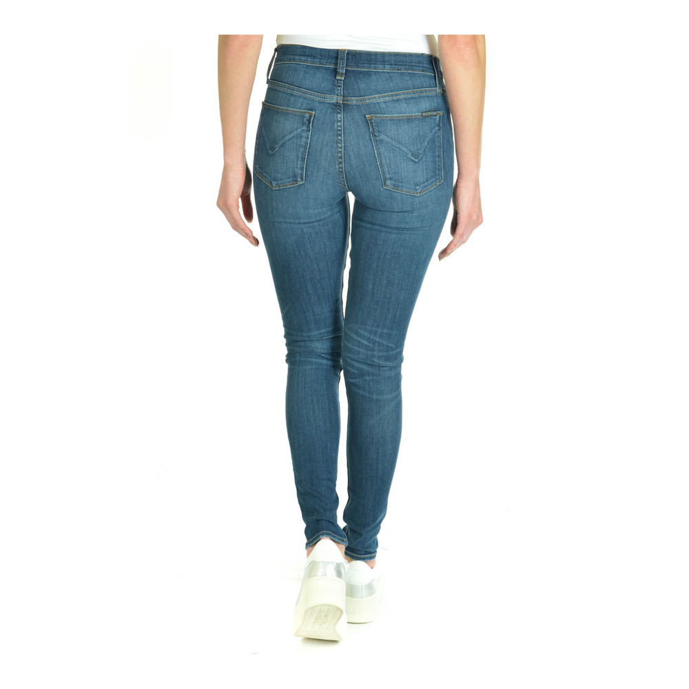Hudson Barbara Super Skinny High Waist Jean Dream On
