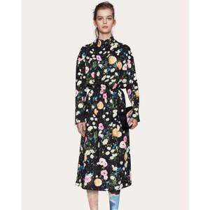Jay L/S Floral Print Dress Poppy