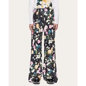 Stine Goya Lolle Floral Wide Leg Trs Poppy