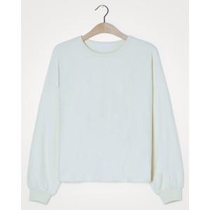 Bobypark Textured Sweater Ecru