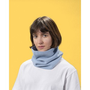 Kopka Accessories Woollen Snood in Ice Blue