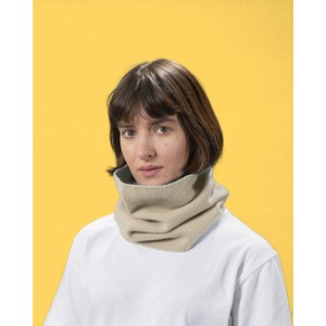 Kopka Accessories Woollen Snood in Pebble