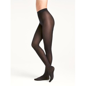 Wolford Velvet De Luxe 66 in Anthracite