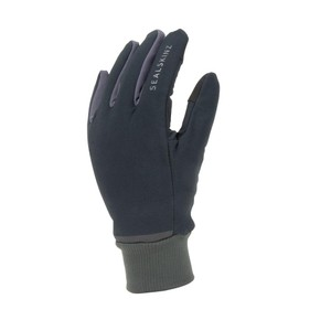 Fusion Control W/P Gloves Black/Grey