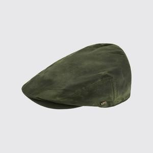 Fitzpatrick Flat Cap Olive