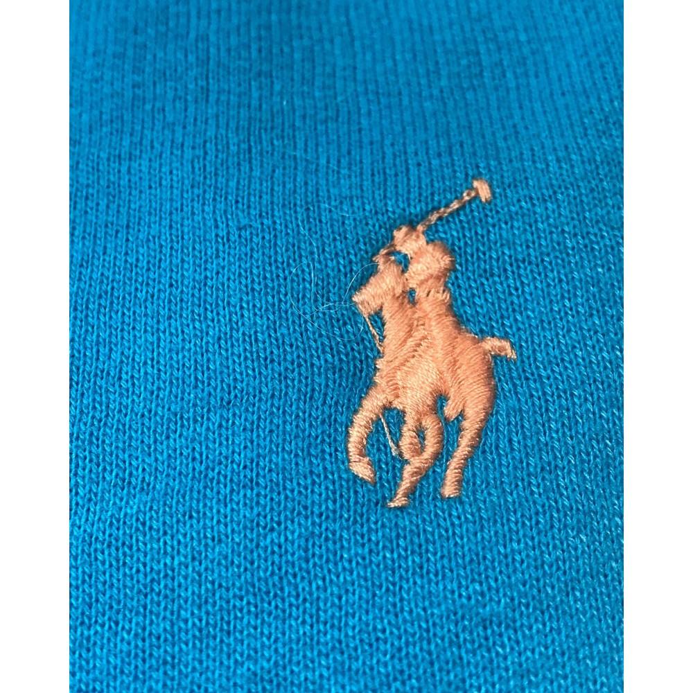 Polo Ralph Lauren Athletic Polo Logo Shorts Cove Blue