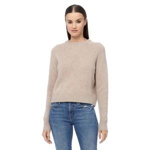 360 Sweater R/N Thalia Cashmere Sweater Sesame