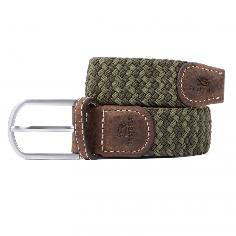 Billybelt The Braided Belt The Tundra
