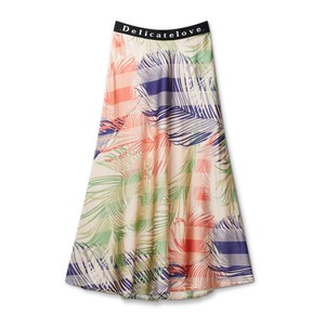 Delicate Love Sara Feather A Line Skirt Fairy