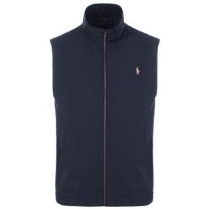 Maidstone W/B Zip Vest RL Black