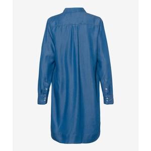 Brax Gillian L/S Tunic Dress Denim Blue