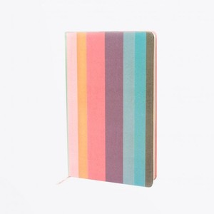 Artist Stripe Notebook Multicolour