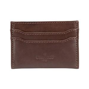 Card Wallet Marron Foncé