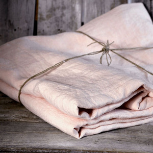 Fitted Sheet - Double Ballerina Pink
