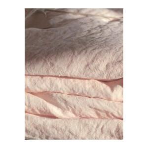 La Draperie  Fitted Sheet - Double Ballerina Pink