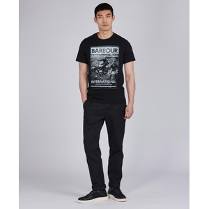 Arch Downforce Tee Black