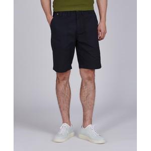 Patch Pocket Shorts Black