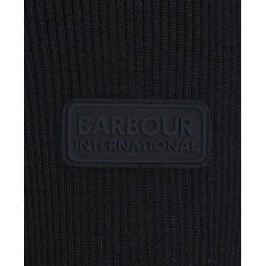 Barbour International Hairpin Hoodie Black