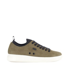 Barbour International Hailwood Trainer in Olive