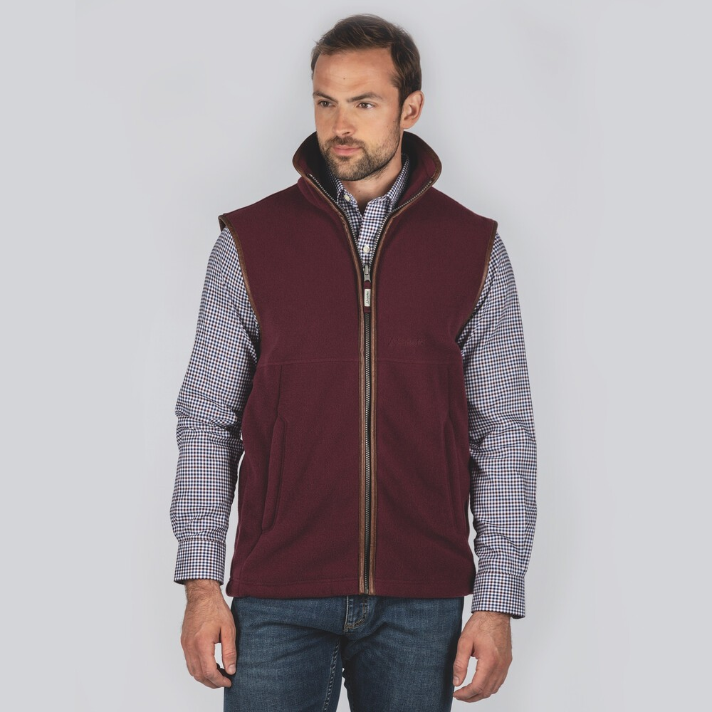 Schoffel Country Oakham Gilet Fig