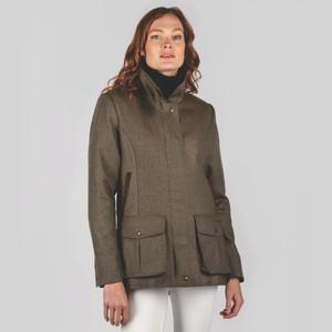 Lilymere Jacket Loden Green H/Bone Tweed