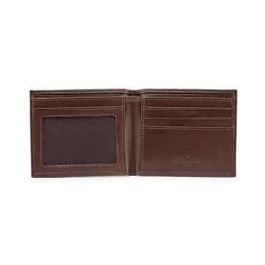 Le Chameau Bifold Wallet Marron Foncé
