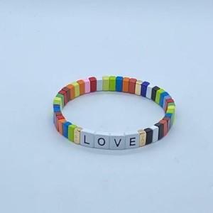 Coco & Jane Loves Charity Loves Bracelet Multicolour